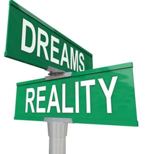 Two things you need to turn any dream into a reality